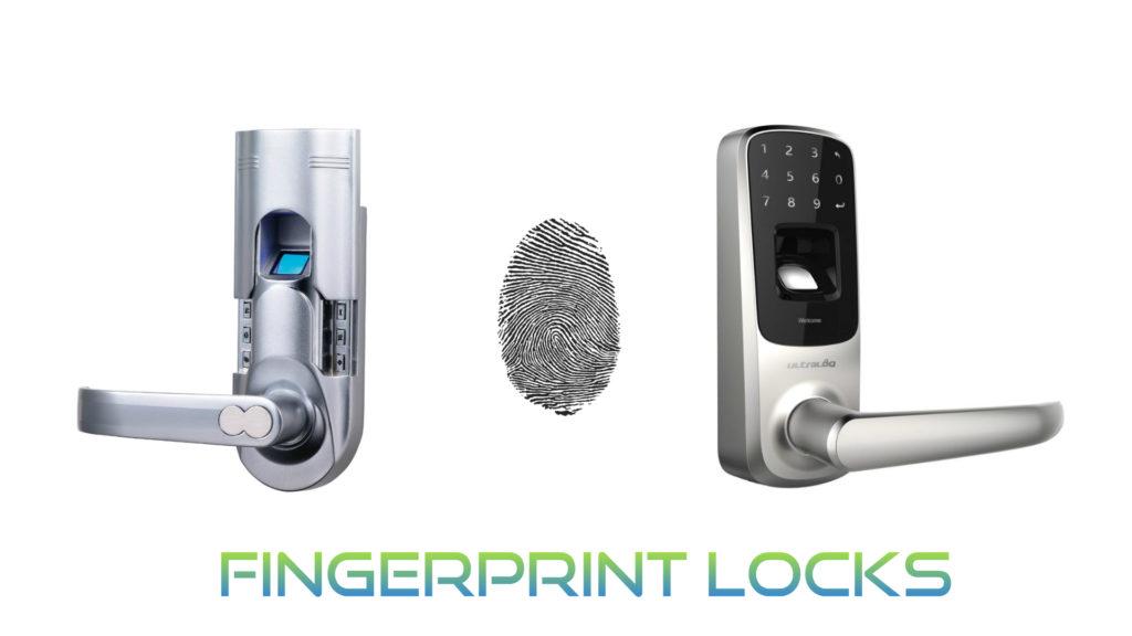 Fingerprint Lock For Home Digitech It
