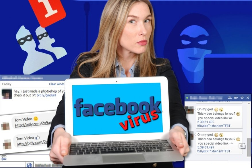 How to Get Rid of Facebook Viruses